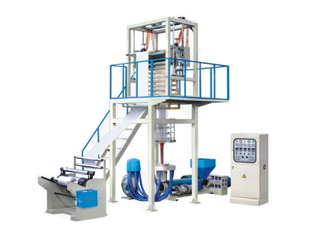 PE High low-pressure Blowing Film Machine